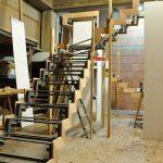 Realizzazione scala in legno