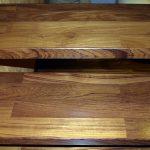 scala in legno e ferro