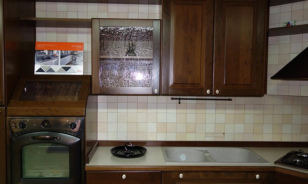 Offerta cucina in noce massello | Cucine Bucolo